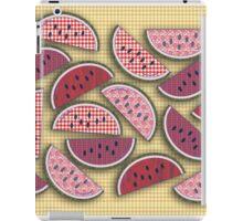 Cute Vintage Watermelons iPad Case/Skin