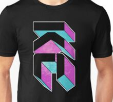 king candy abstract (logo) Unisex T-Shirt