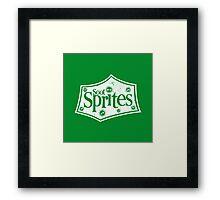 Soot Sprites Framed Print