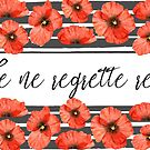 Je ne regrette rein (Beautiful Bastard) by chelleyreads