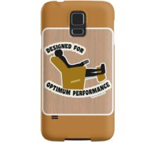 Optimum Performance Samsung Galaxy Case/Skin