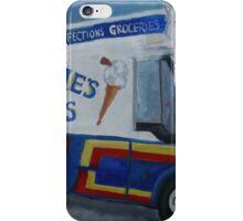 The Ice Cream Van iPhone Case/Skin