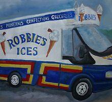 The Ice Cream Van by Izzy83