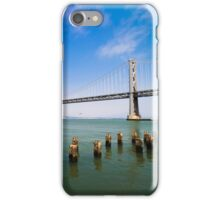 San Francisco – Oakland Bay Bridge iPhone Case/Skin