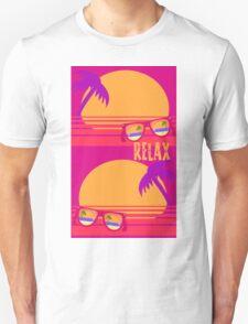 Relax at Sunset Unisex T-Shirt