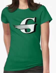 Gloster Aircraft Company Logo Womens Fitted T-Shirt