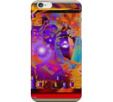ANTARIAN STAR CHART iPhone Case/Skin