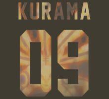 Kurama Jersey #09 by Aaronoftheyear