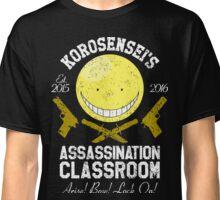 Classroom Assasination Course Classic T-Shirt