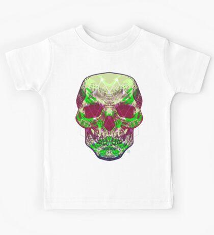 Remix Skull 1 Kids Tee