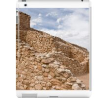 Tuzigoot Indian Ruins iPad Case/Skin