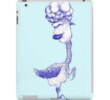 Fluff Monster iPad Case/Skin