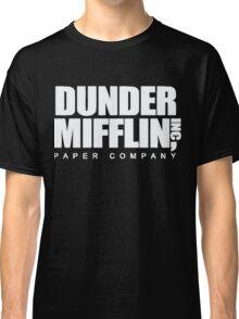 Dunder Mifflin Paper Co. T-Shirt Classic T-Shirt