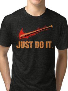 Lucille - Just Do It Tri-blend T-Shirt
