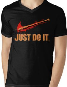 Lucille - Just Do It Mens V-Neck T-Shirt