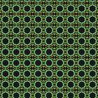 Pattern Kaleidoscope 03 repeat by fantasytripp