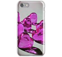 Pink Heart iPhone Case/Skin