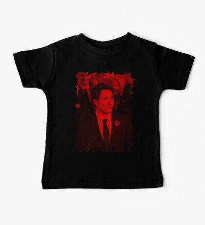 Justin Trudeau - Celebrity Baby Tee