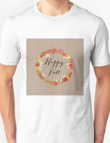 Happy Fall T-Shirt