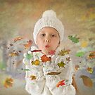 Autumn Days by Lyn Evans