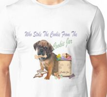Puggle Stole Cookie From The Cookie Jar Unisex T-Shirt