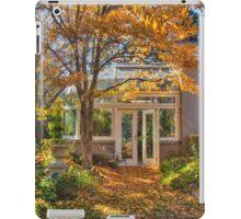Blossom in Autumn Colours iPad Case/Skin