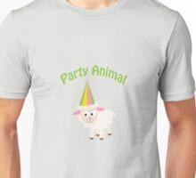 Party Animal Lamb Unisex T-Shirt