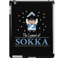 The Legend of Sokka iPad Case/Skin