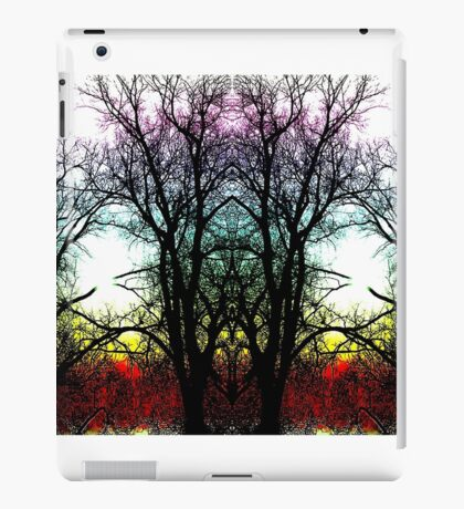 Rainbow Forest iPad Case/Skin