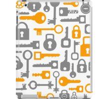 Keys and locks iPad Case/Skin