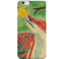 Fox and a Flower iPhone Case/Skin