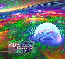 an alien playground by LoreLeft27