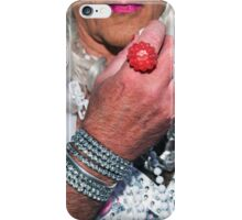 Brighton Pride - Kiss My Ring iPhone Case/Skin