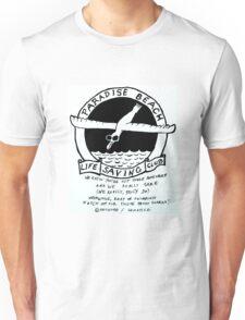 Paradise Beach 2 Unisex T-Shirt