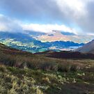 Patterdale and Ullswater, Lake District, UK by GeorgeOne