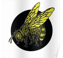 Bee Sting Poster