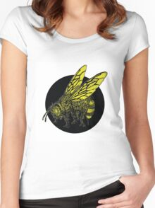 Bee Sting Women's Fitted Scoop T-Shirt