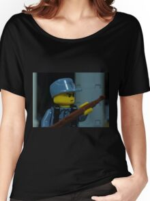 Lego WWII Chinese KMT Soldier Women's Relaxed Fit T-Shirt