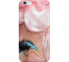 Brighton Pride - Big Wig Smile iPhone Case/Skin