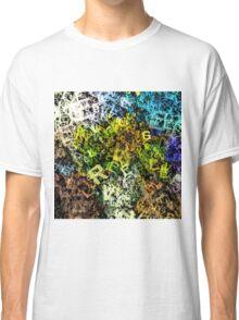 letter sunflowers Classic T-Shirt