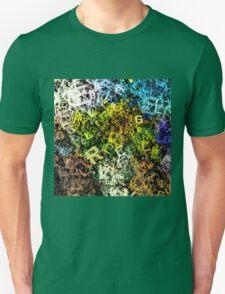 letter sunflowers T-Shirt