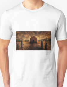 Old Farm House Unisex T-Shirt
