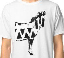 Fancy Zebra Classic T-Shirt