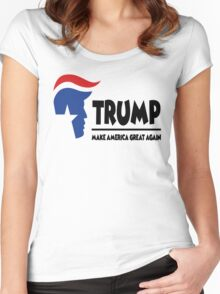 Donald J. Trump - Trump Women's Fitted Scoop T-Shirt