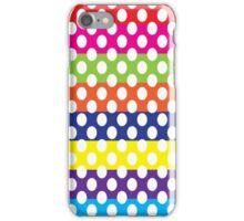 Bright Polka Dot iPhone Case/Skin