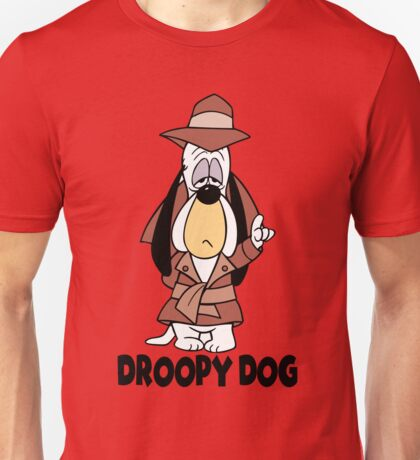 Droopy dog Unisex T-Shirt