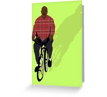 Debo Greeting Card