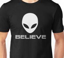 Believe Aliens Unisex T-Shirt