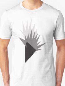 Geometric Flame Unisex T-Shirt