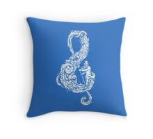 Sound of the Ocean Throw Pillow